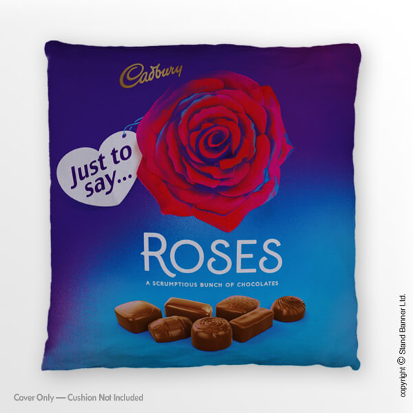 Branded Cushion Covers