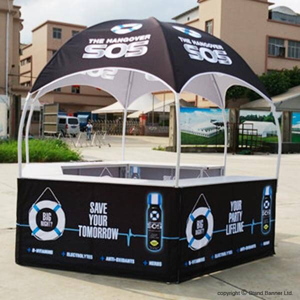 Portable Marketing Sales Promotion Tent