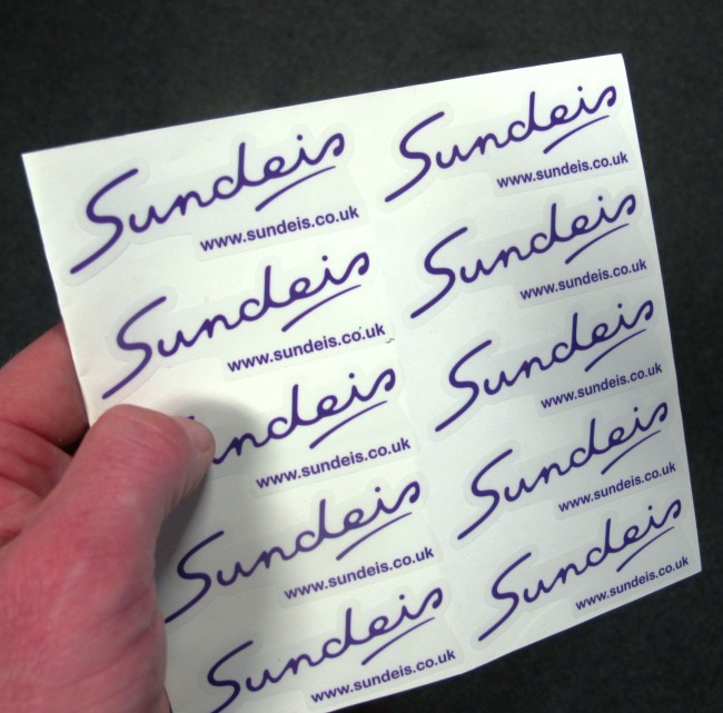 Custom Shaped Vinyl Stickers Amp Printed Decals