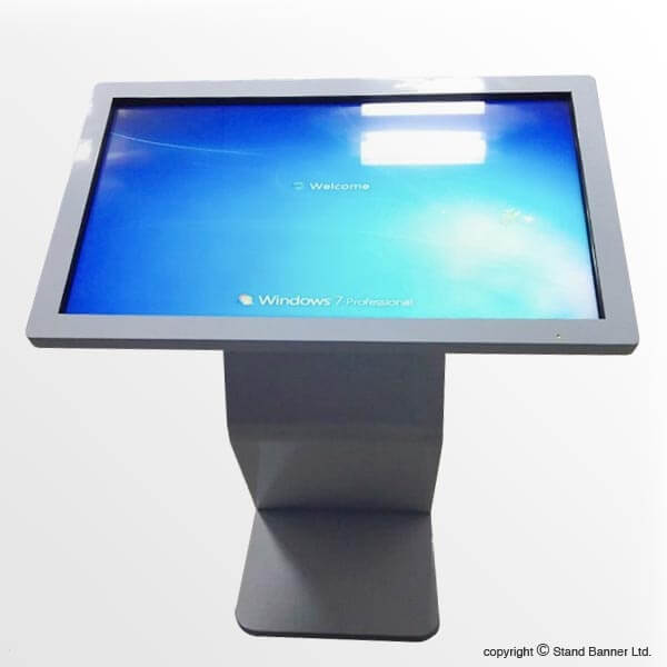 Touch Screen Display Sign