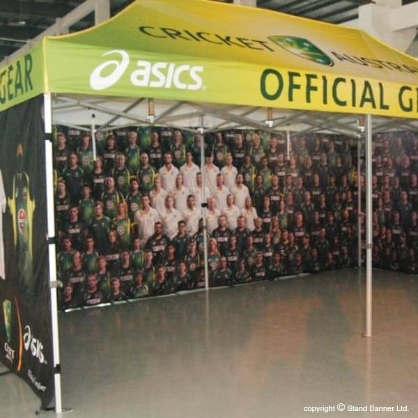 Sports Tent Marketing