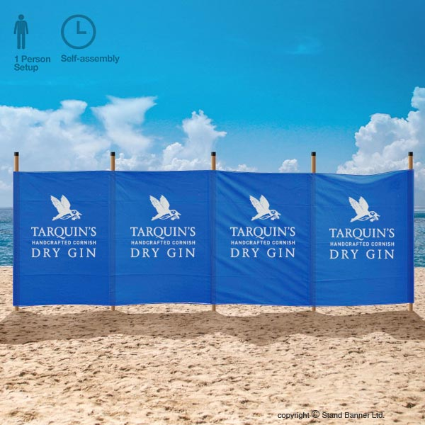 Branded Windbreaks