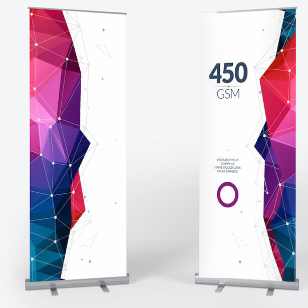 Neo Banner Stand