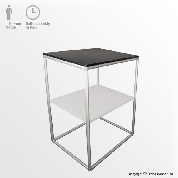 Modular Exhibition Counter Single Frame