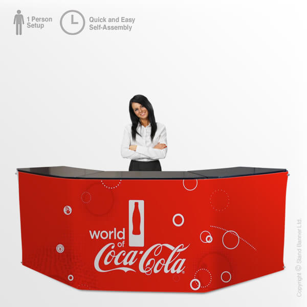 Pop Up Bar Counter