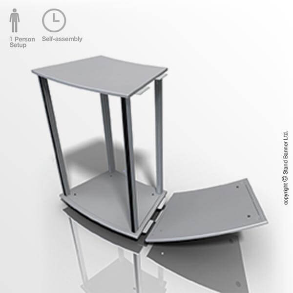 Portable Counter Bar Assembly