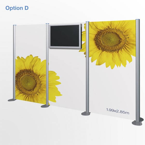 Audio Visual Stand Kits D