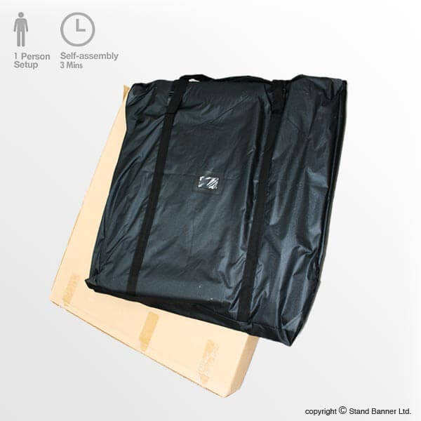 Promotional Counter Bag & Box