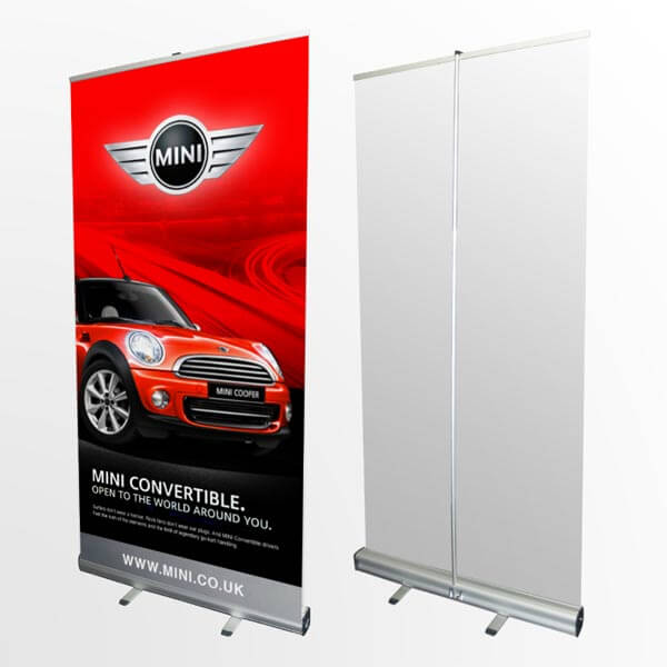 Trade Banner Stand