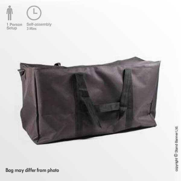 Exhibition Counter Stand Bag