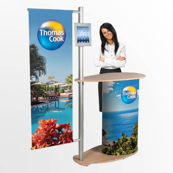 Trade Shows Display Counter