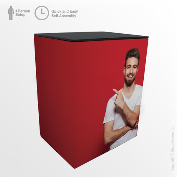Modular Exhibition Counter Magnetic