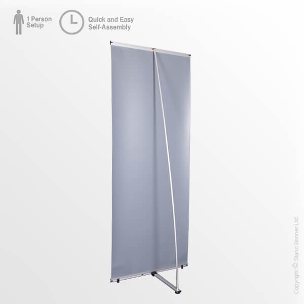 Tension Roll Up Banner Display Back