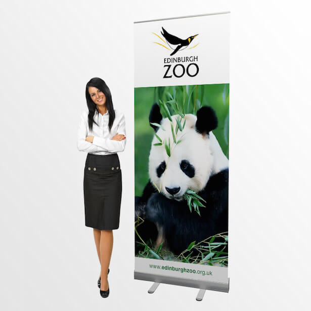 Ultima Display Banner Stands