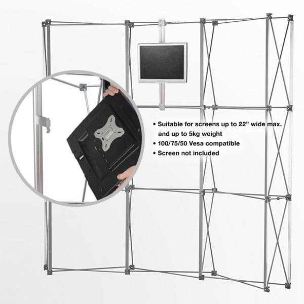 Pop Up Stand Lcd Bracket