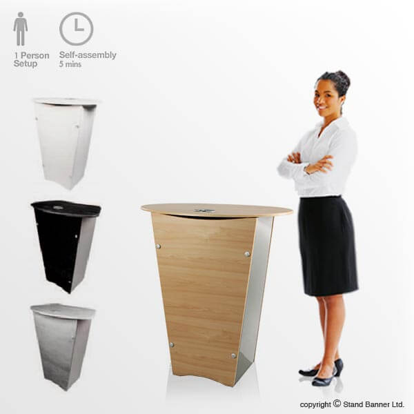 Stylish Lockable Counter