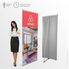 Roll Up Banner Stand Display