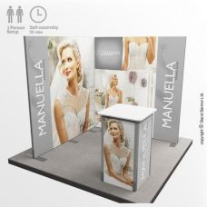 Trade Fair Display 2m x 2m