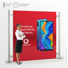 Exhibition Booth Backdrop : Exhibition stands trade show backdrops marketing display stands