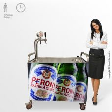 Vending Drinks Cart