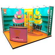 Trade Show Exhibition Graphics